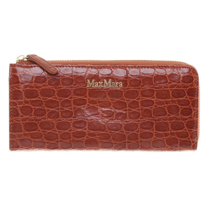 Max Mara Leather Wallet