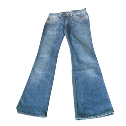Blumarine Jeans con strass