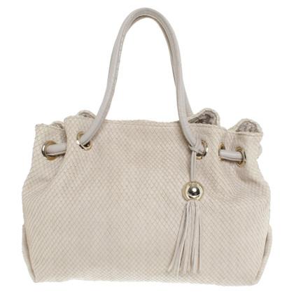 Furla Handtasche in Beige