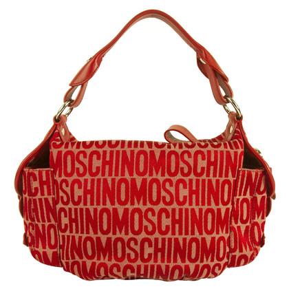 Moschino Red Hobo