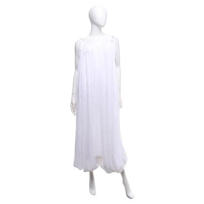 Kalita Jumpsuit in het wit