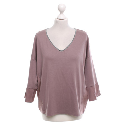 Fabiana Filippi Boxy shirt in Purple