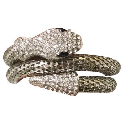 BCBG Max Azria Bangle in snake shape