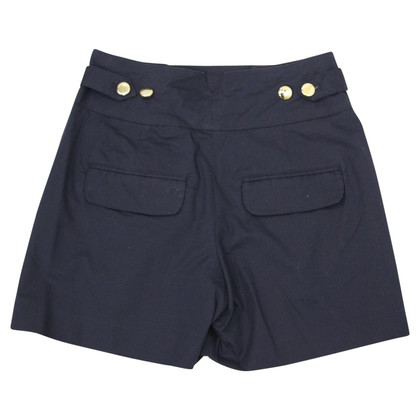 French Connection Shorts in donkerblauw