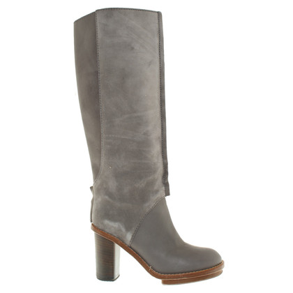 Acne Boots in Gray