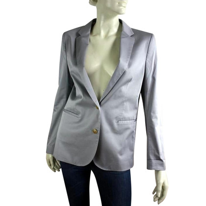 Filippa K Blazer in Grey Blue