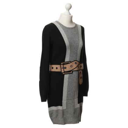 Moschino Kleid mit Print
