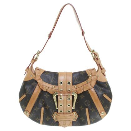 Louis Vuitton Hand bag with Monogram patterns