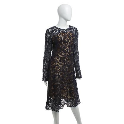 Prada Kleid in Dunkelblau
