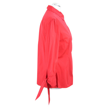 L.K. Bennett Bluse in Rot