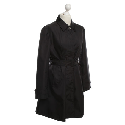 Prada Trenchcoat in Schwarz