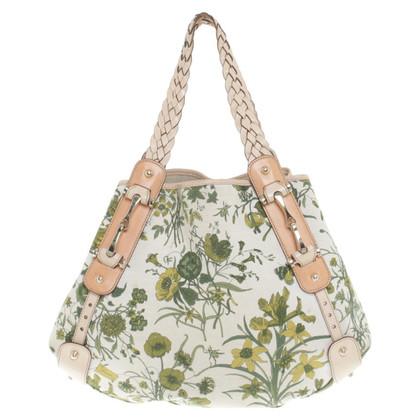 Gucci Handbag with floral print