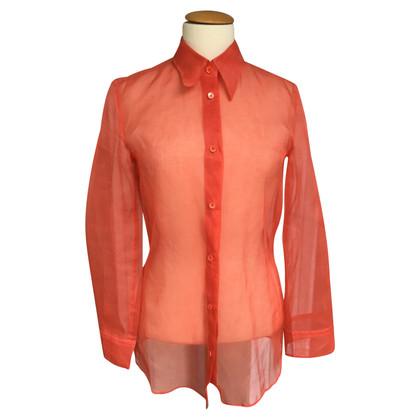 Strenesse transparante blouse