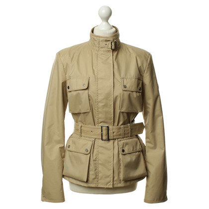 Belstaff Giacca a vento in crema