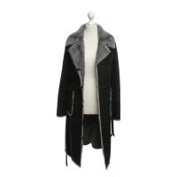 Armani Jacket in lambskin optics