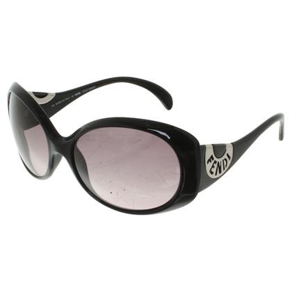 Fendi Occhiali da sole in nero