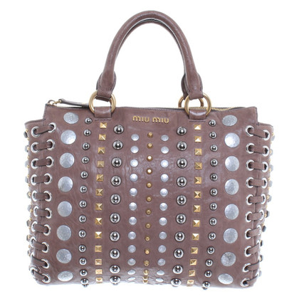 Miu Miu Bag with rivets