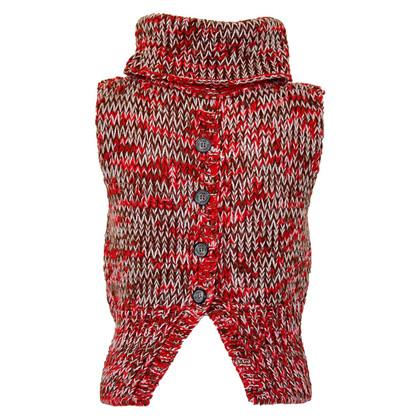 D&G Gilet senza maniche in lana