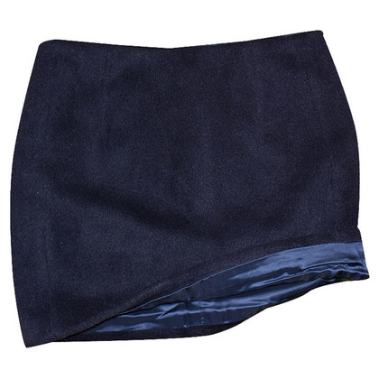 Acne Wool mini skirt