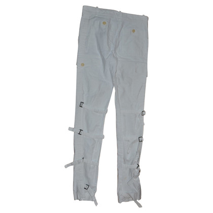 Ann Demeulemeester pants with laces