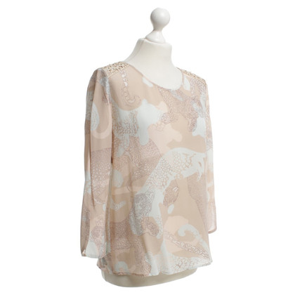 Marc Cain Blouse in animal design