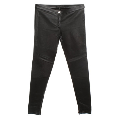 Belstaff Leather pants in black