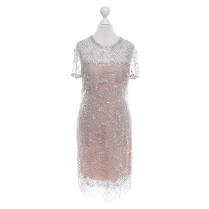 Jenny Packham Top dress in Nude