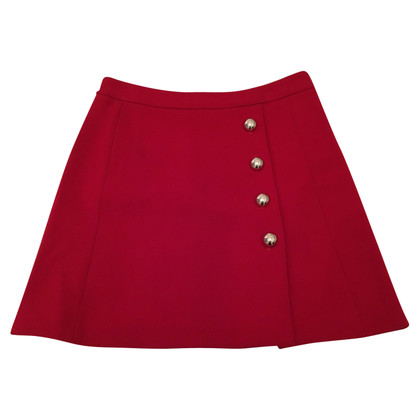 Tara Jarmon Red mini skirt