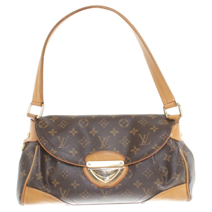 "Louis Vuitton ""Beverly MM Mongram Canvas"""