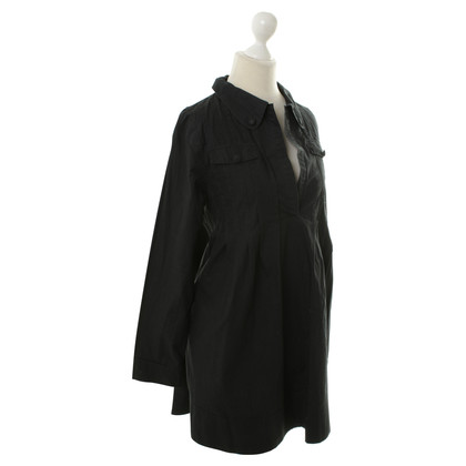 Day Birger & Mikkelsen Long-sleeved dress in black