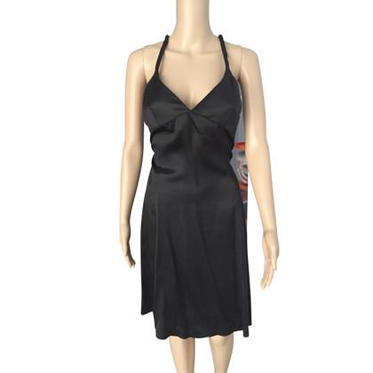 Armani satijnen jurk