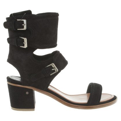 Laurence Dacade Sandals in Black