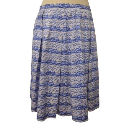 Max Mara skirt with pattern