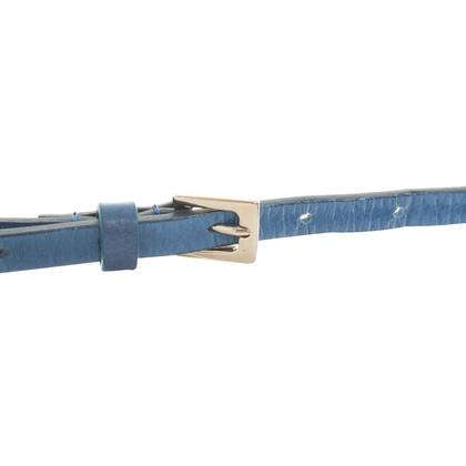 Coccinelle Belt with rivet trim