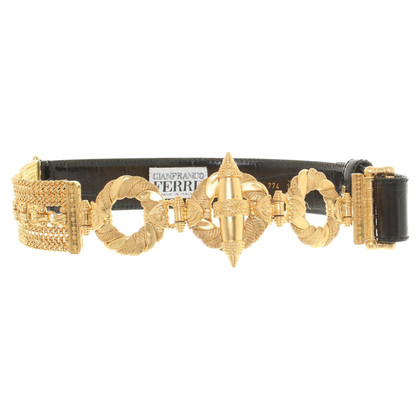 Ferre Black / Gold belt