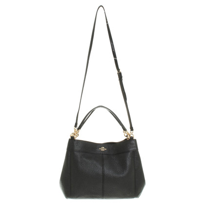 Coach Handbag in black