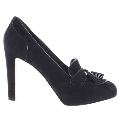 Gianvito Rossi Pumps in Nachtblau