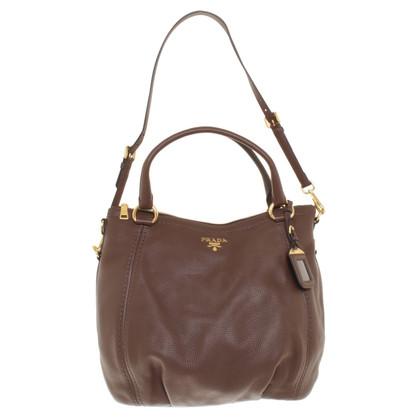 Prada Handtasche in Braun