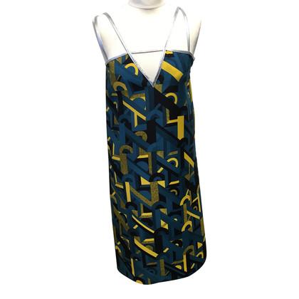 Prada Dress with leather straps