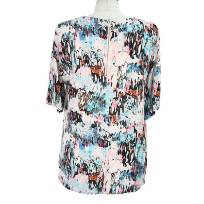 French Connection top with pattern