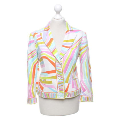 Emilio Pucci Blazer in multicolor