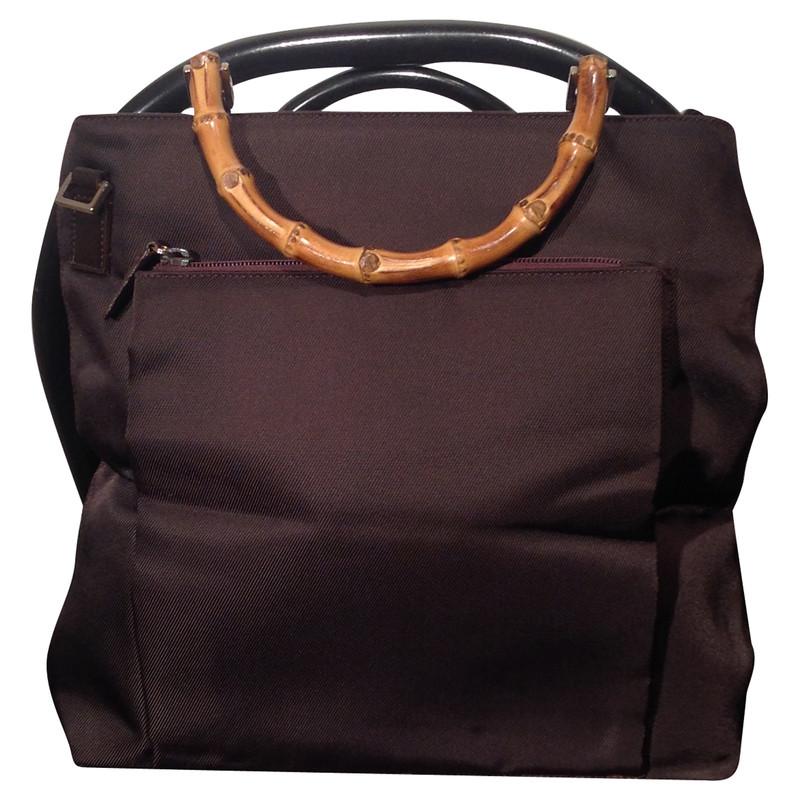Borse Di Bambu : Gucci borsa con manici di bamb? compra