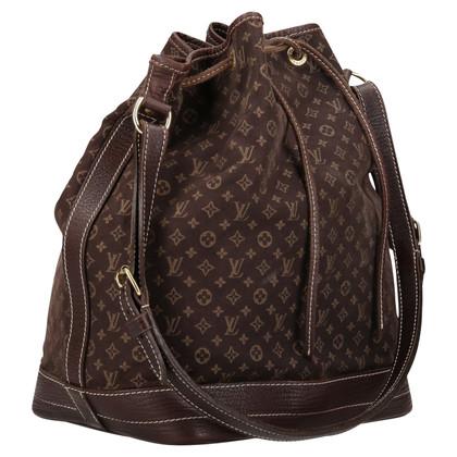 "Louis Vuitton ""Grand Noé Monogram Mini Lin"""