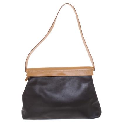 Hermès Handbag in bi-color