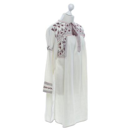 Isabel Marant Etoile Kleid in Creme