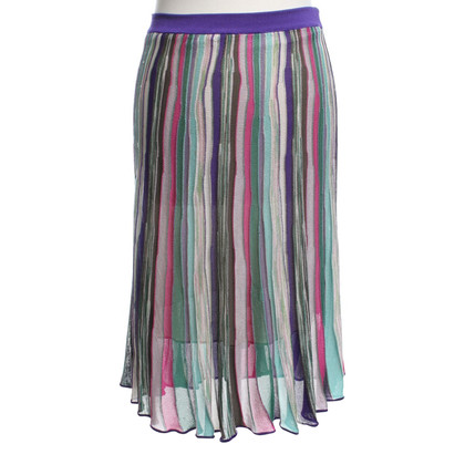 Missoni Folding skirt in Multicolor