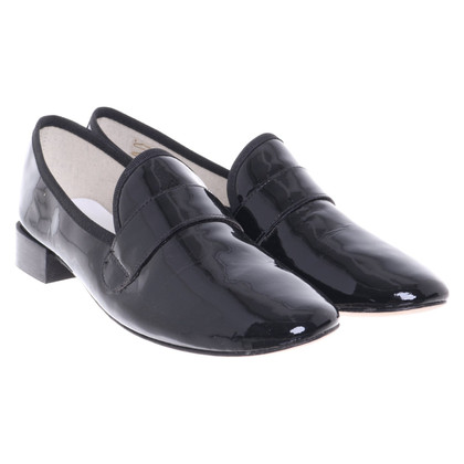 Repetto Patent leather slippers