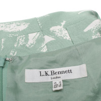 L.K. Bennett Top mit Muster