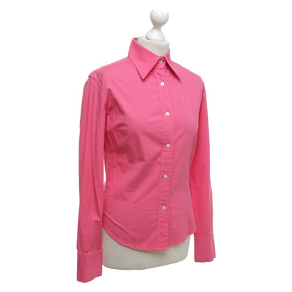 La Martina Shirt blouse in pink