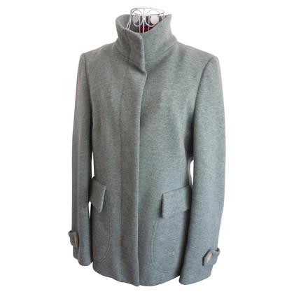 Burberry giacca celeste